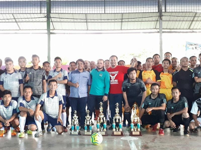 Granat, LRPPN dan Rumah Ummi Kuasai Aftercare Cup II