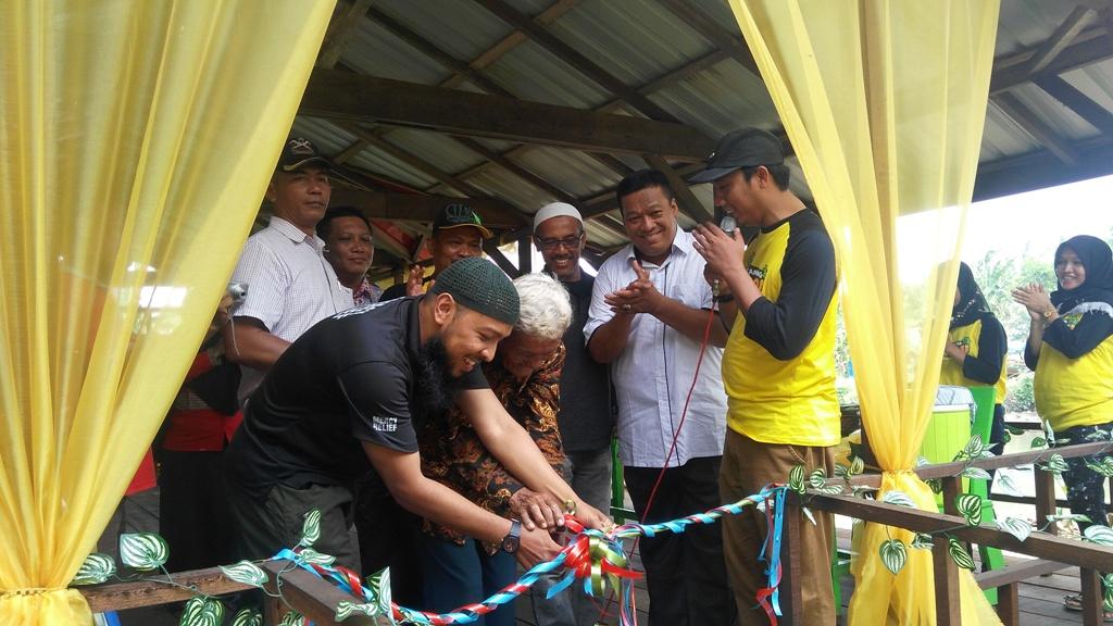 Kampung Bakau, Restoran Seafood Desa Percut