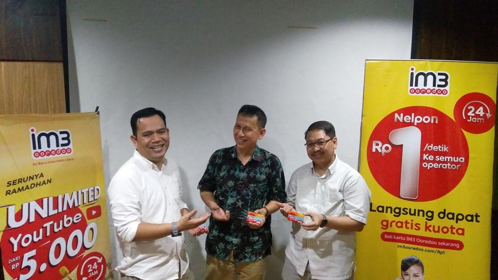Indosat Ooredoo HadirkanPaket Unlimited Khusus Mudik dan Lebaran