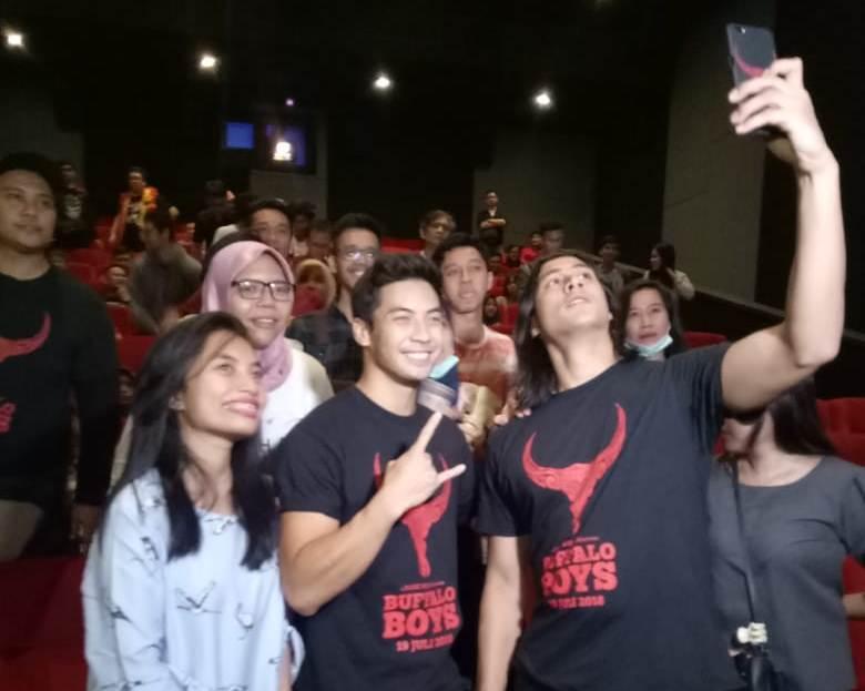 Film Buffalo Boys Tayang Perdana di Medan