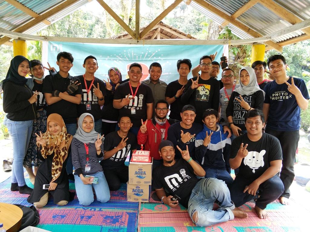 Keseruan Anniversary Mi Fans Medan