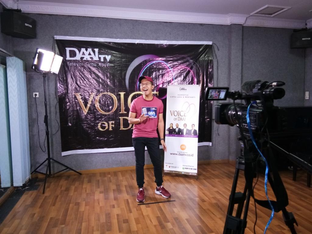 Voice Of DAAI : Lomba Cipta Lagu Universal dan Lomba Nyanyi Nasional 2018