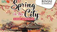 Spring In The City Binjai Supermall