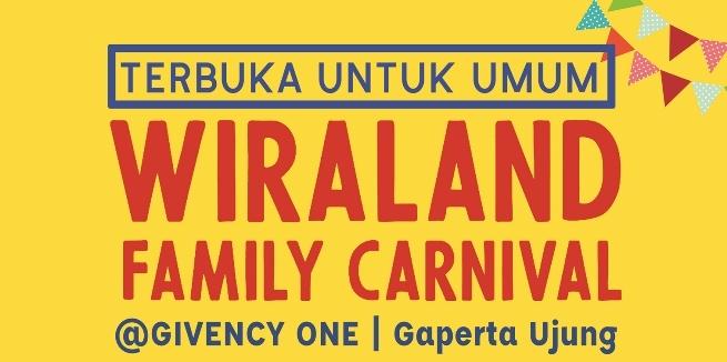 Wiraland Family Carnival 1