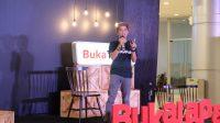 Muhammad Fikri - Head of Community Management Bukalapak