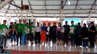 Komunitas Olshop Medan Beri Bantuan ke Ke 500 KK di Sinabung