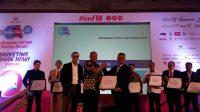 Dian Ediono, Marketeer Of The Year Medan 2018