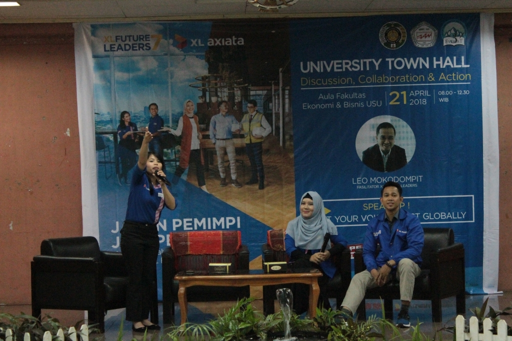 XL Future Leaders 7 Hadir di 6 Kota di Sumatera
