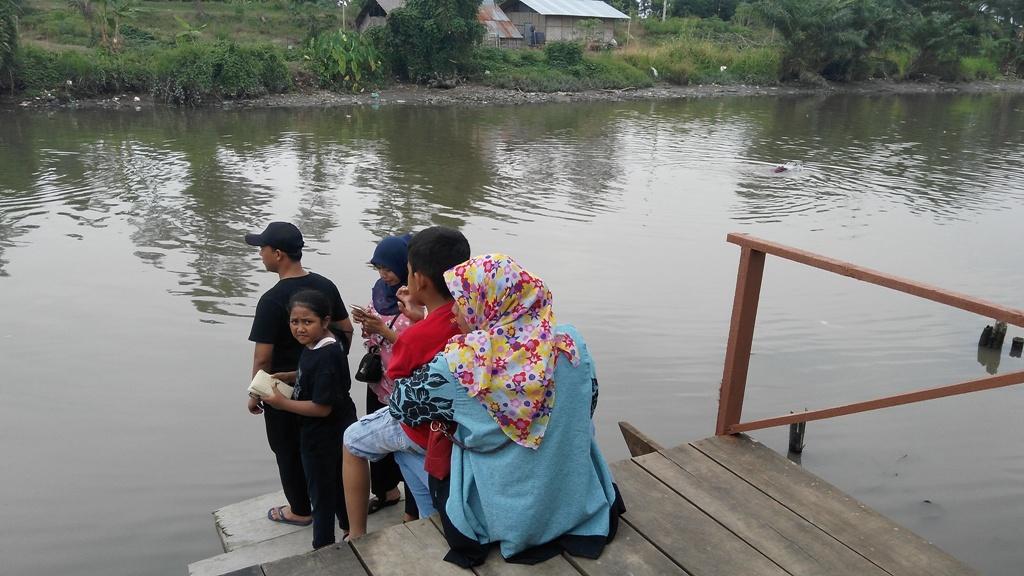 Wisata Kampung Bakau Desa Percut