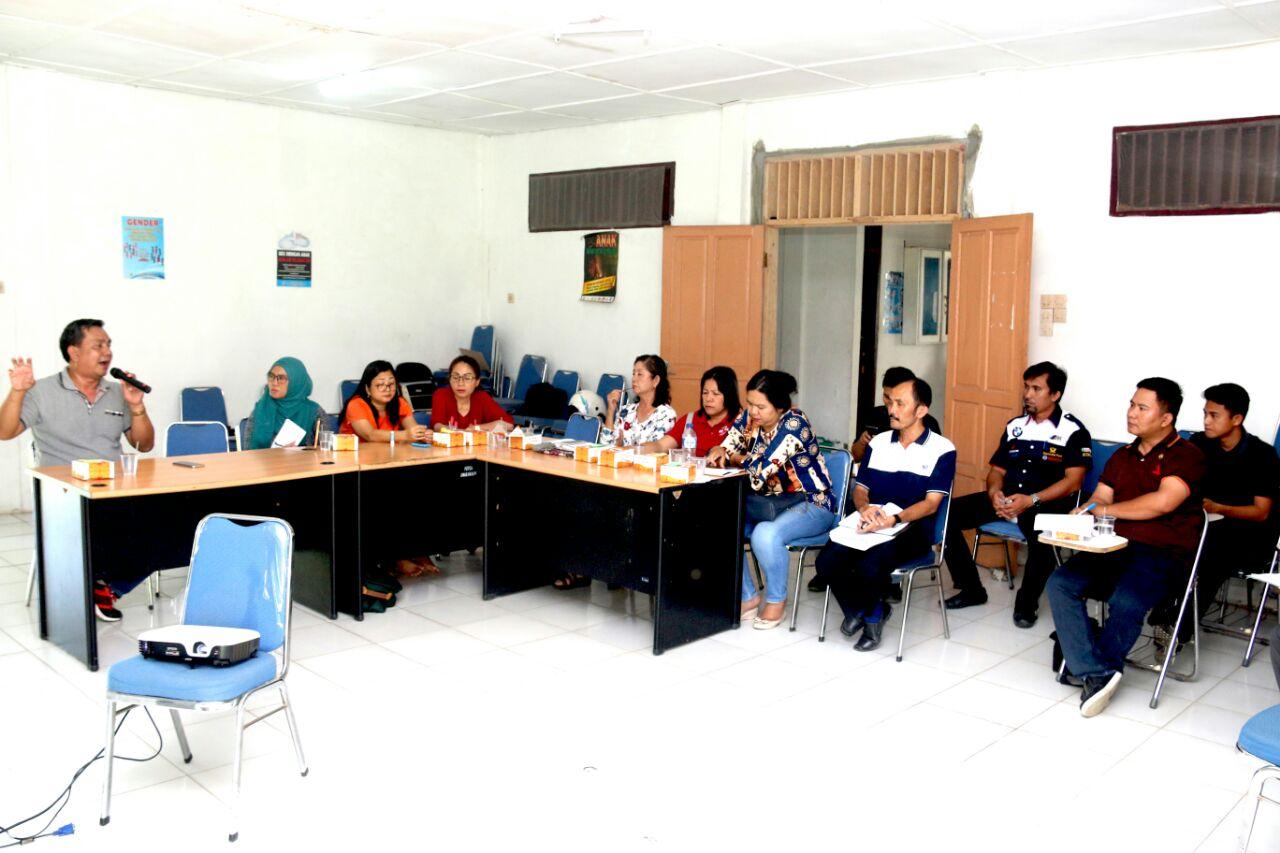 Kreatifitas Penggunaan Dana Wujudkan Desa/Kota Layak Anak di Sumatera Utara