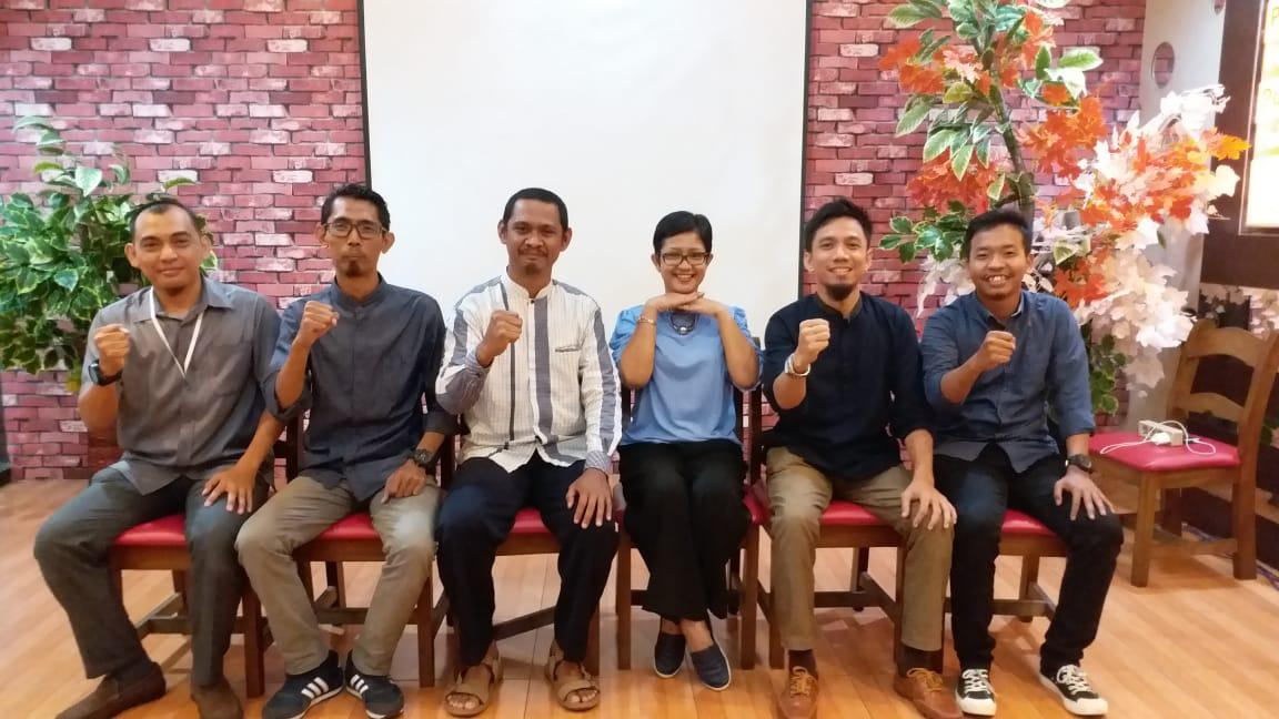 Mollyta Mochtar Travel Blogger Ngopi Bareng Kampung Digital