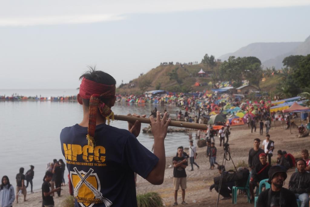Tao Silalahi Arts Festival Doa dan Kearifan Lokal untuk Danau Toba