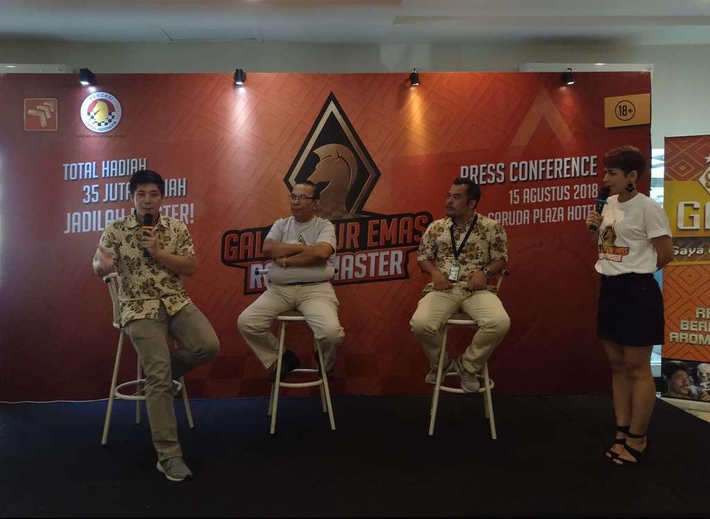 Gala Catur Emas 2018 Dukung Anda Jadi Master