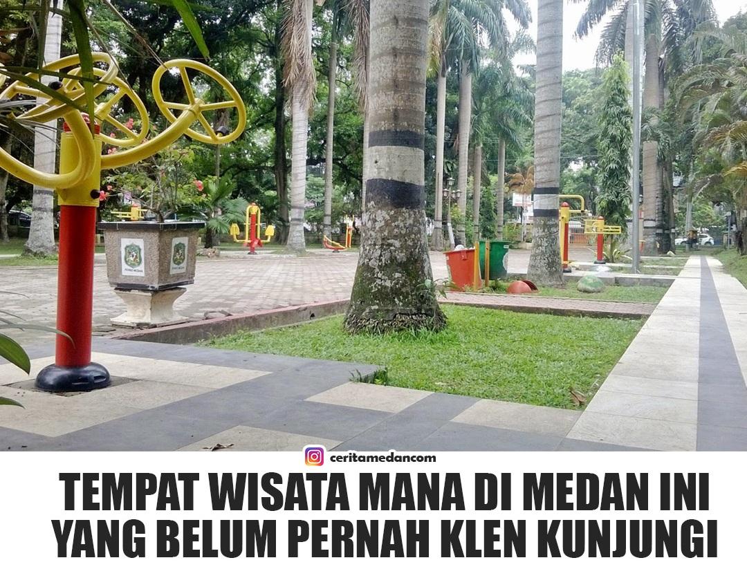 Tempat Wisata di Medan yang Paling Hits