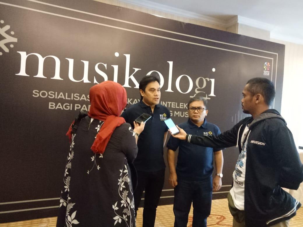 BEKRAF dan AMI Awards Gelar Rangkaian Musikologi Series Ketiga di Medan