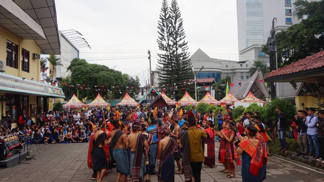 Seru! Malam Puncak Jong Batak's Arts Festival #5