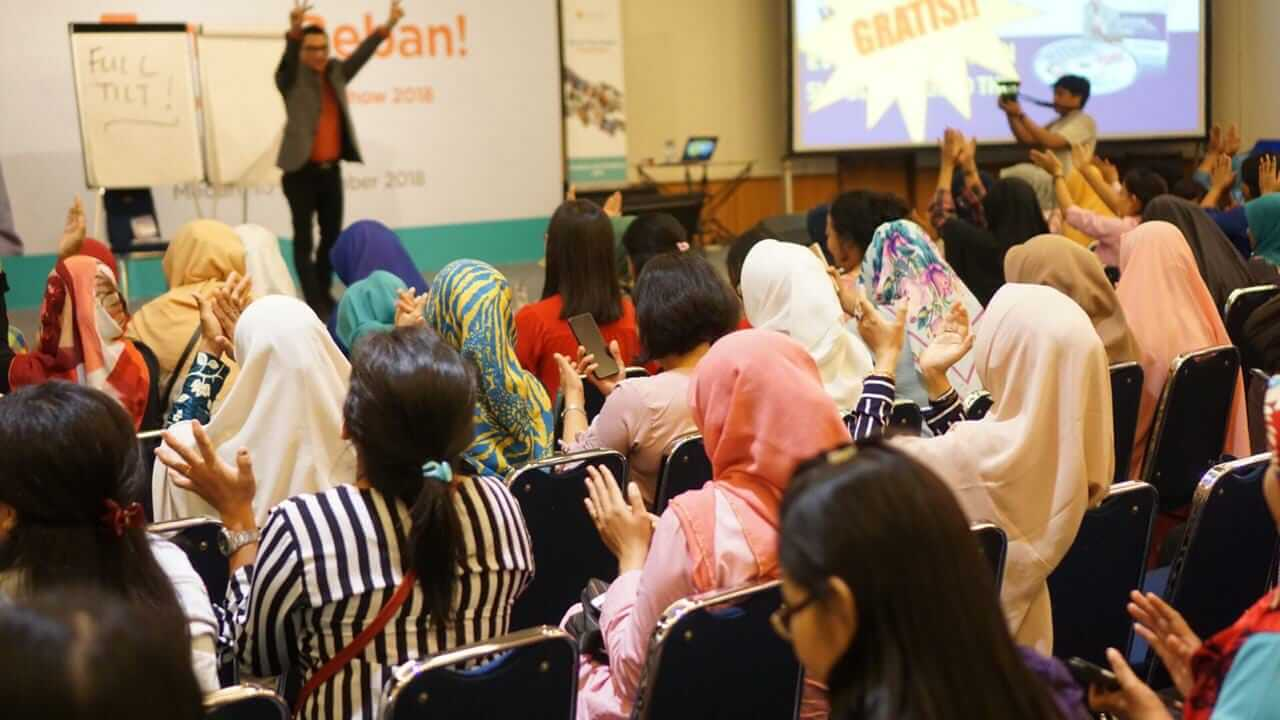 Dusdusan.com Asah Keahlian Bisnis Masyarakat Medan