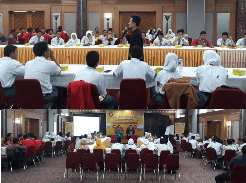 IM3 Unlimited Creative Sehatkan 12 Sekolah di Medan