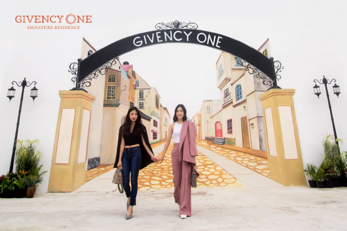 Perumahan Givency One Signature