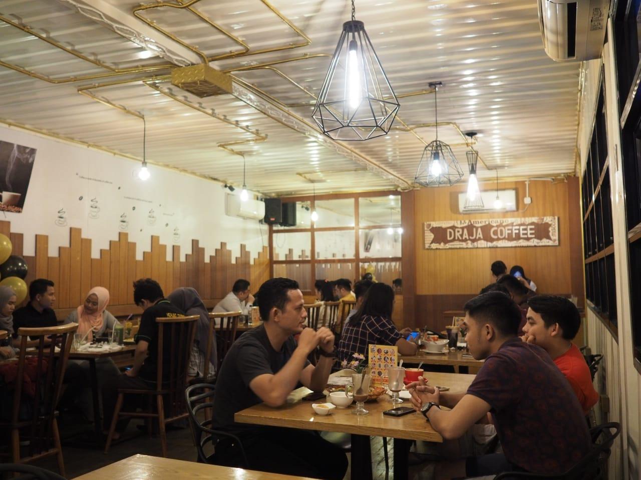 D'Raja Coffee Medan