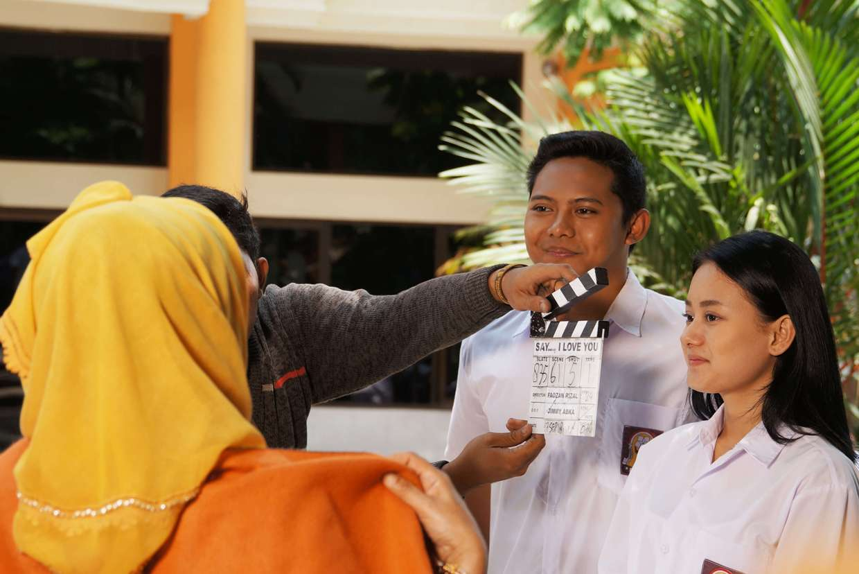 Film 'SAY, I Love You' Menceritakan Gilanya Masa-Masa SMA