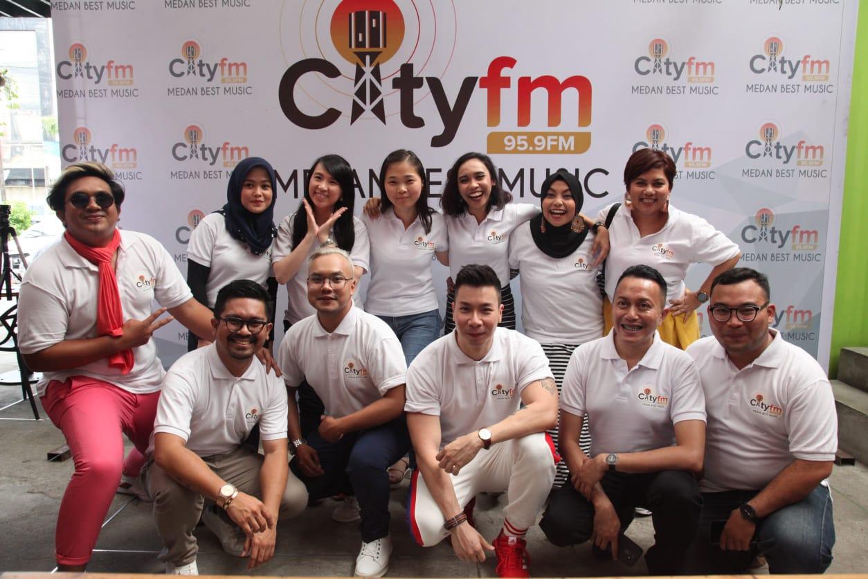 New City 959 FM, Radio Pilihan Dewasa Muda Baru Kota Medan