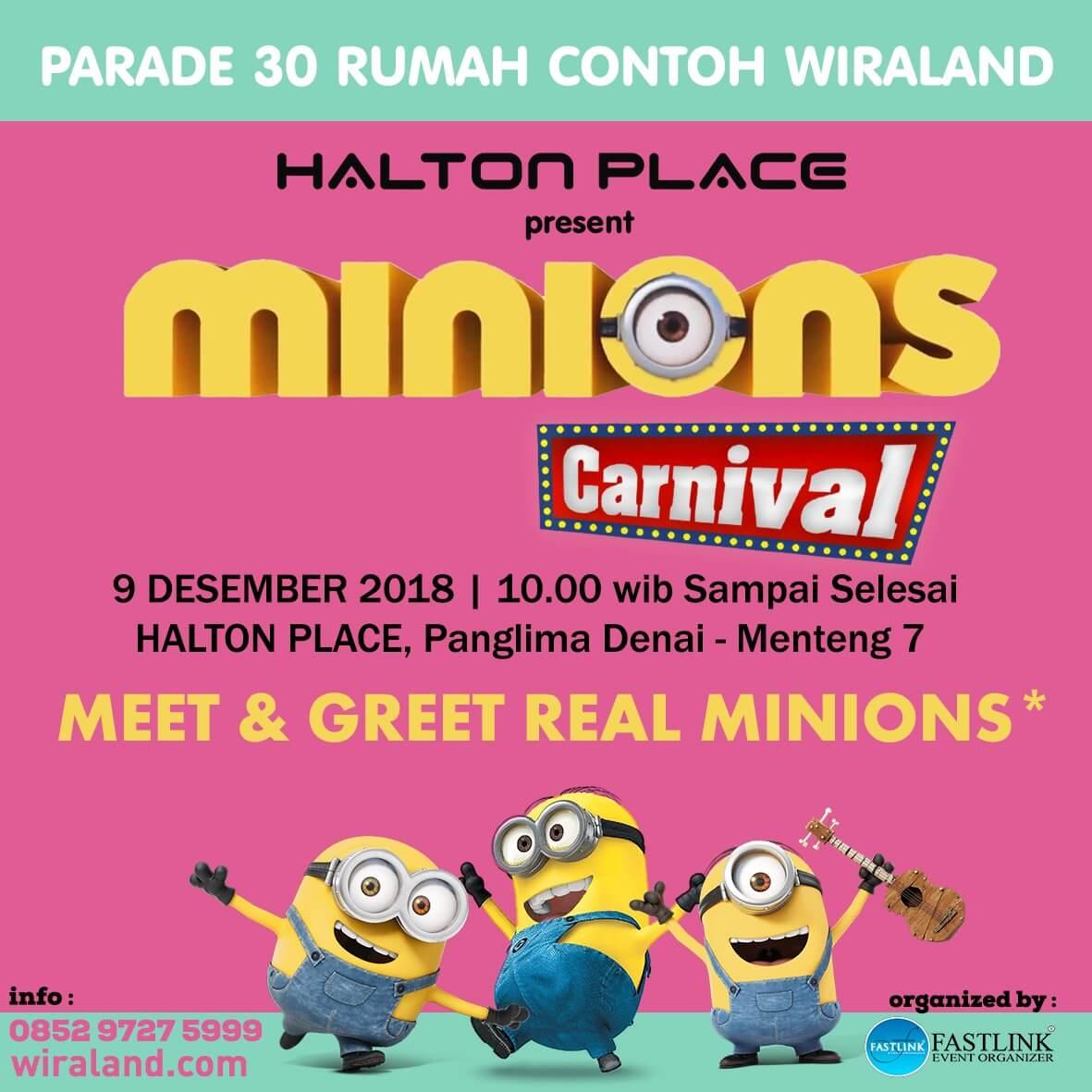 Minions Carnival