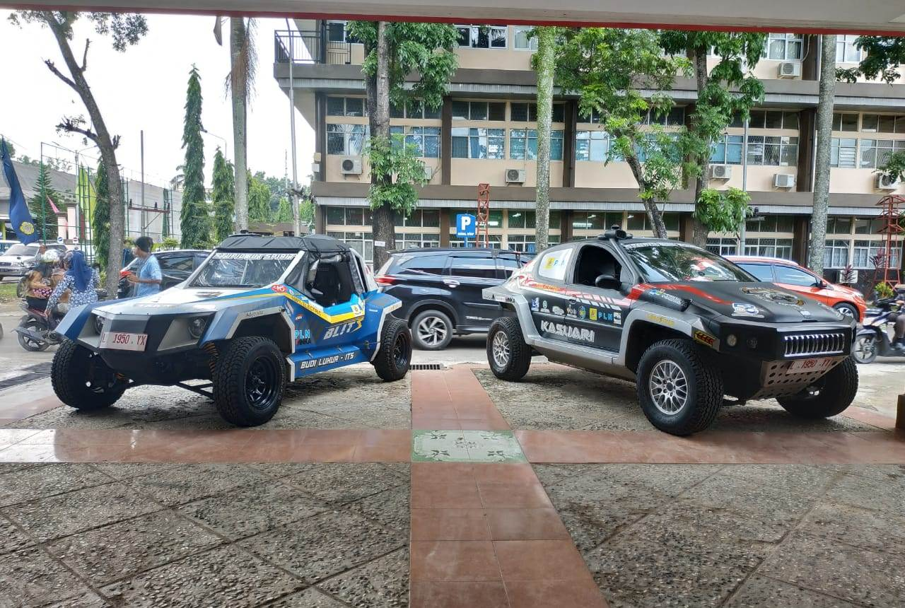 Mobil Listrik Blits Sambagi Medan