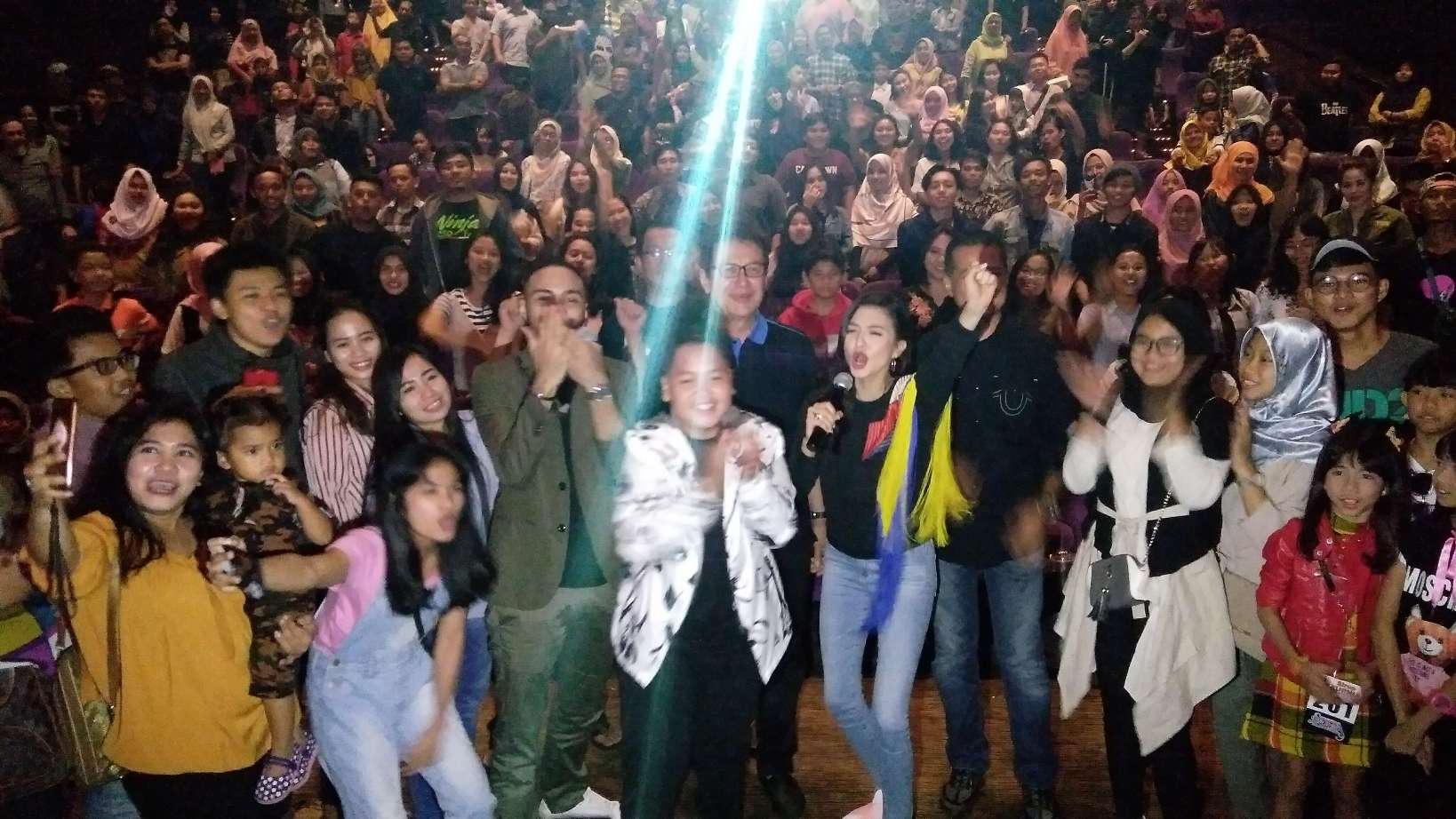 Film Orang Kaya Baru Gelar Special Screening di Medan