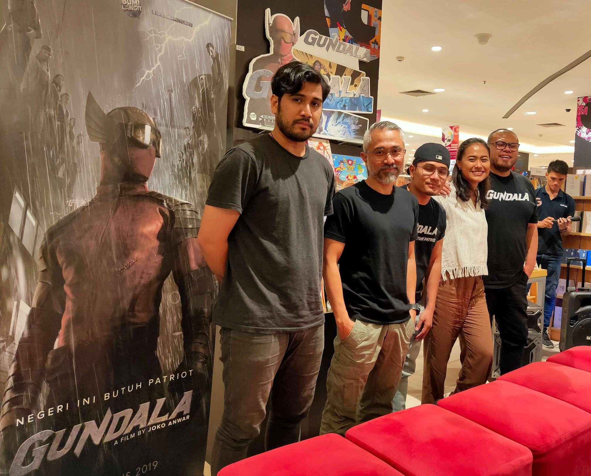 'Gundala' Tayang di Bioskop!
