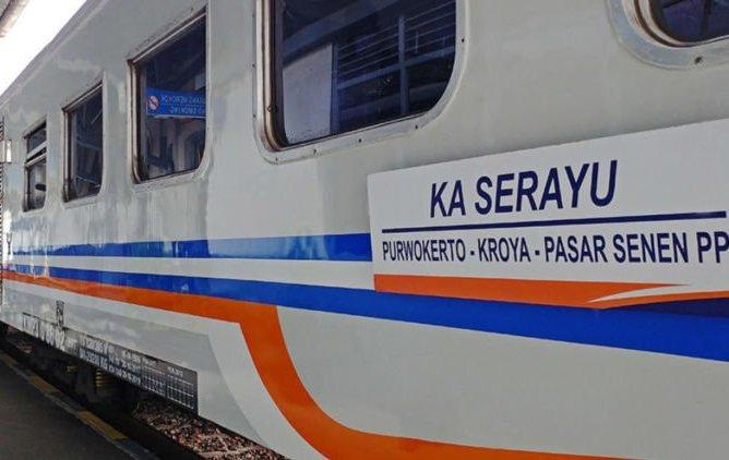 Tips Traveling dengan KA Serayu!