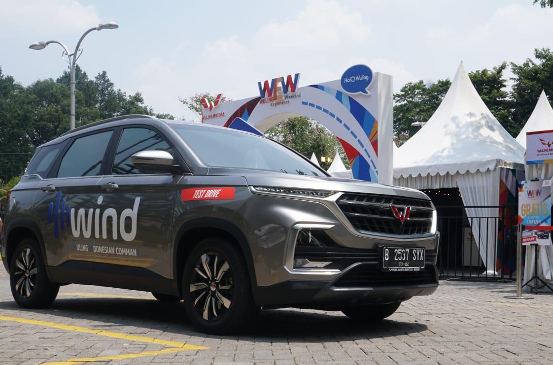 Almaz, Smart Technology SUV dengan Perintah Suara Bahasa Indonesia