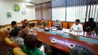 KPPN Lakukan Kunjungan Silaturahmi ke USU