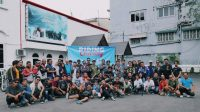 Kibarkan Asa Bersama TWBW Kolaborasi Riding Charity Untuk Jembatan Warga Desa Manggis