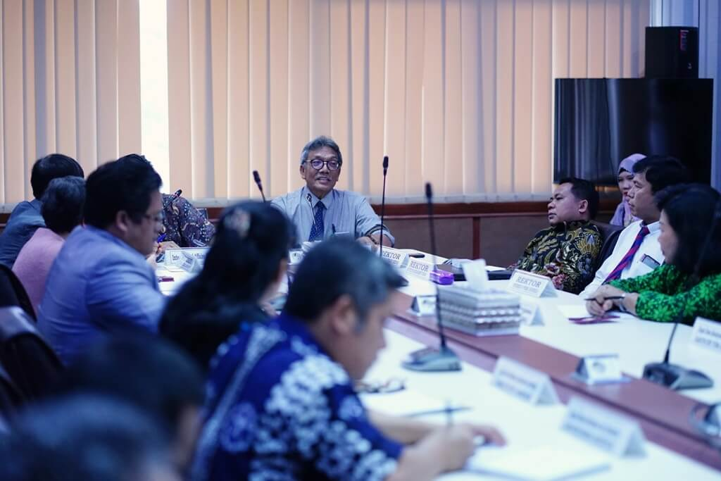 Prof Dr Ir Bustami Syam, MSME