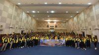 Ratusan Siswa dari Pekanbaru Study Tour ke USU