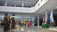 Rektor Unimed lantik Wakil Dekan FBS FIS FIK daN FE