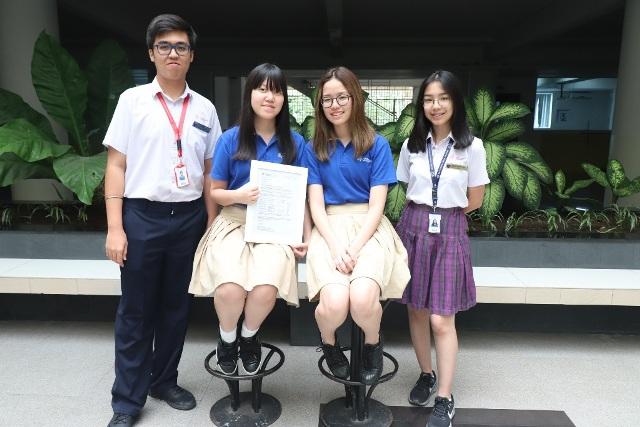 Siswa Sampoerna Academy Raih Penghargaan 'Top in World' Outstanding Cambridge Learner Awards