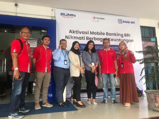 Telkomsel Hadirkan Paket Device Bundling Di BRI Expo