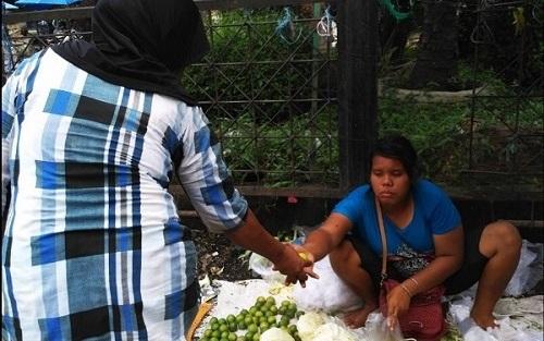 Trik Menawar Belanjaan di Pajak ala Orang Medan