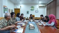 Delegasi Atase Kedutaan Perancis Kunjungan Ramah Tamah ke USU