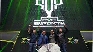 Liga Komunitas Esports PVP Singtel