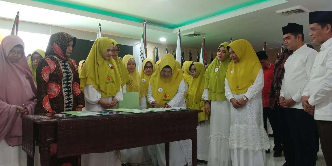 Pelantikan 15 Pengurus Cabang FAHMI UMMI selingkung Kota Medan