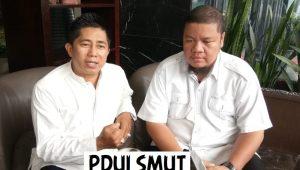 Rudi Sambas Pimpin PDUI Sumut 2020-2023