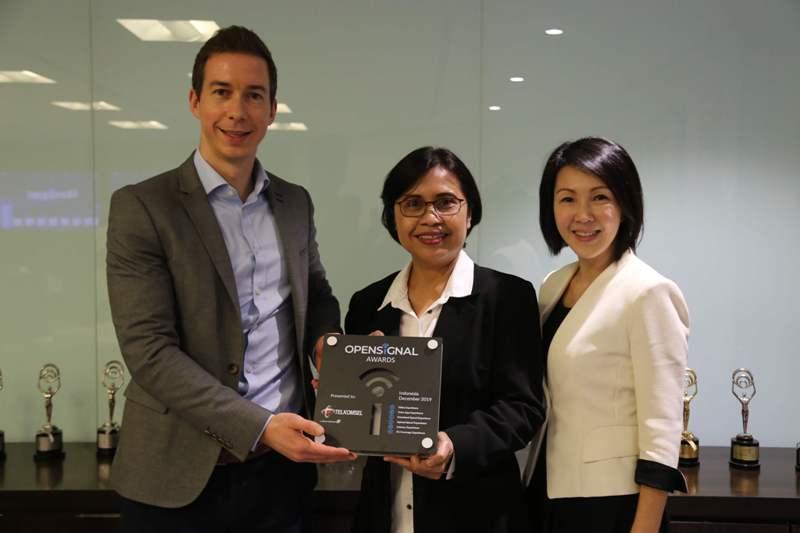 Telkomsel Raih Enam Penghargaan dari Opensignal