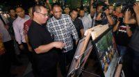 Foto Berkelas Dunia Mejeng di Merdeka Walk Acara HUT Ke-16 PFI Medan
