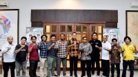 HUT Ke-16 PFI Medan, Wagub Ijeck Ingatkan Para Pewarta Foto Soal Keselamatan di Lapangan