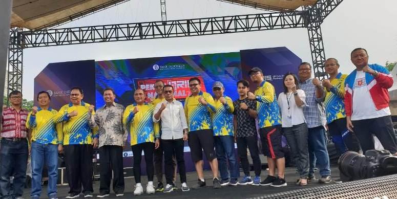 LinkAja di Pekan QRIS Nasional 2020 di Medan