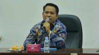 Rektor Unimed Dr. Syamsul Gultom, SKM.,M.Kes