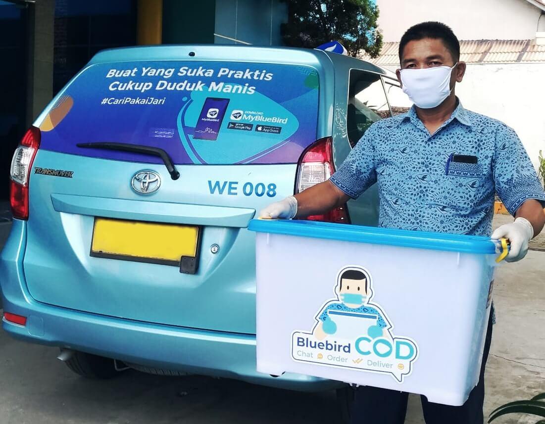 Kampanye #TetapTerjaga, Langkah Bluebird Medan Dalam Hadapi Penyebaran Virus Corona